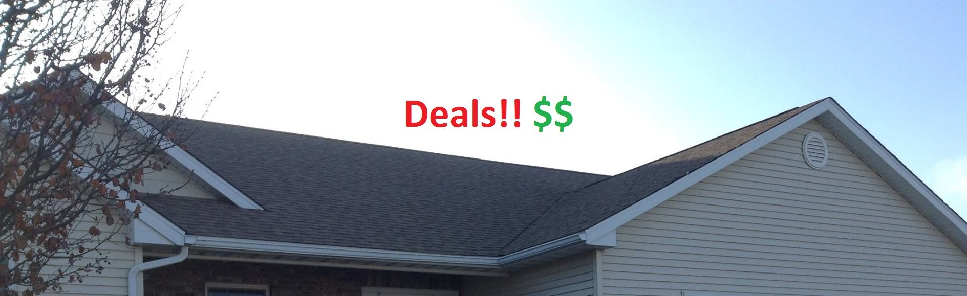 Roofing Deals